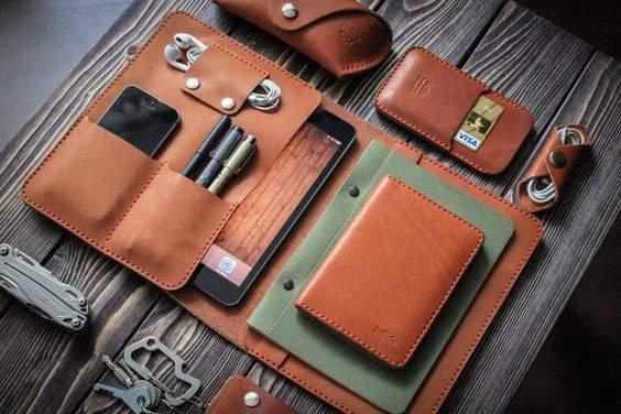 Как выбрать мужской кошелек (портмоне)?