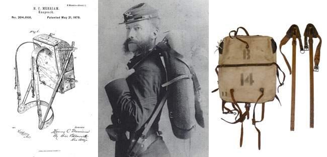 Рюкзаки: эволюция и развитие